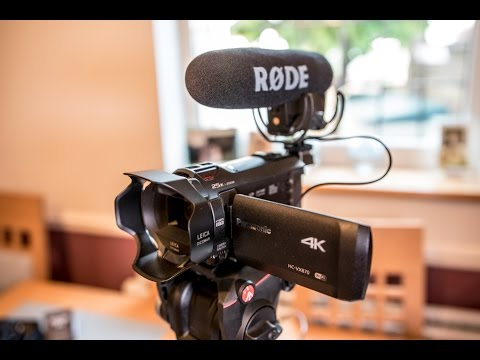 Rode VideoMic Pro Professional Microphone - Unboxing & Review (4K)