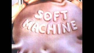 SOFT MACHINE - Fanfare + All White