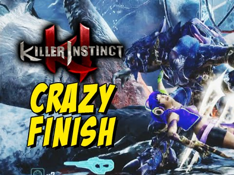 Download CRAZY FINISH - Arbiter: Killer Instinct Season 3 (Online Ranked)