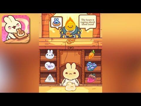 BunnyBuns - Gameplay Trailer (iOS)