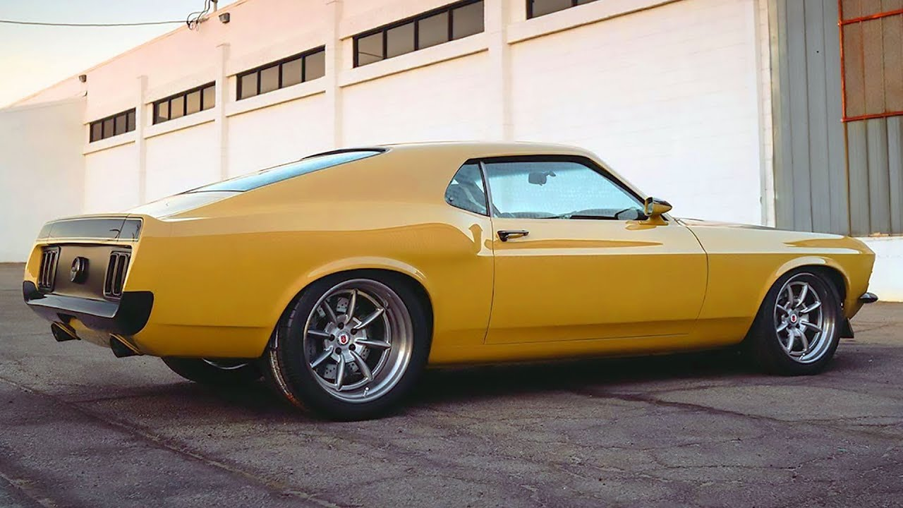 1970 ford mustang boss 302 for robert downey jr by speedkore
