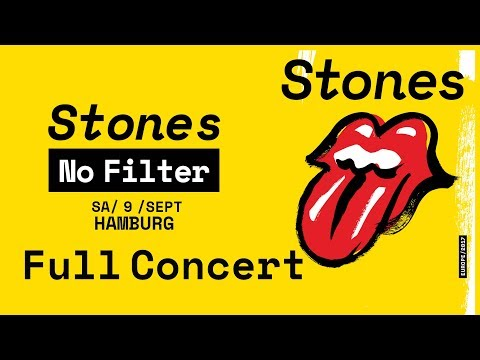 The Rolling Stones Live (4K) - Front of Stage - Full Show - #No Filter Tour 2017 - Stadtpark HH