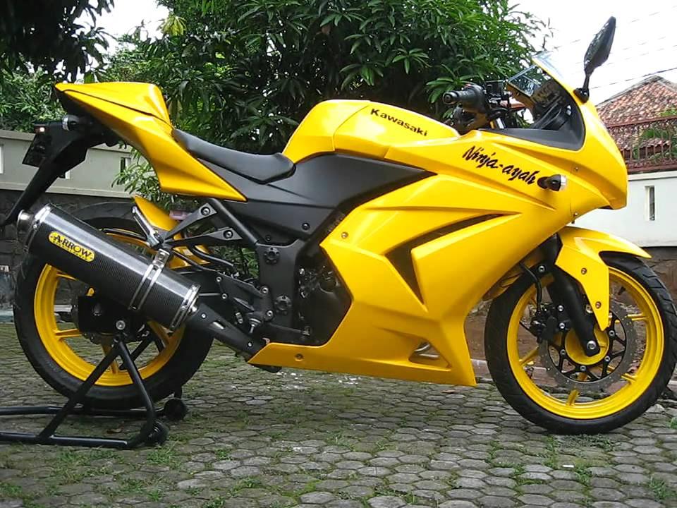 Kawasaki Ninja R Fairings Red