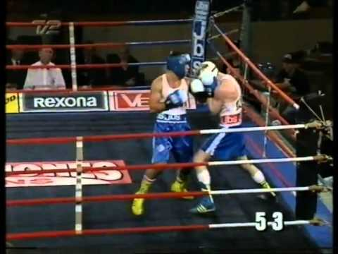 Christian bladt v Hasan al finale Dm 1995