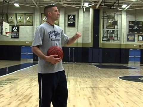 Basketball Drills - Rebounding Drill