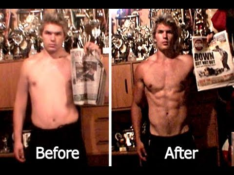 Amazing Before And After Photos From The 6weeksixpack