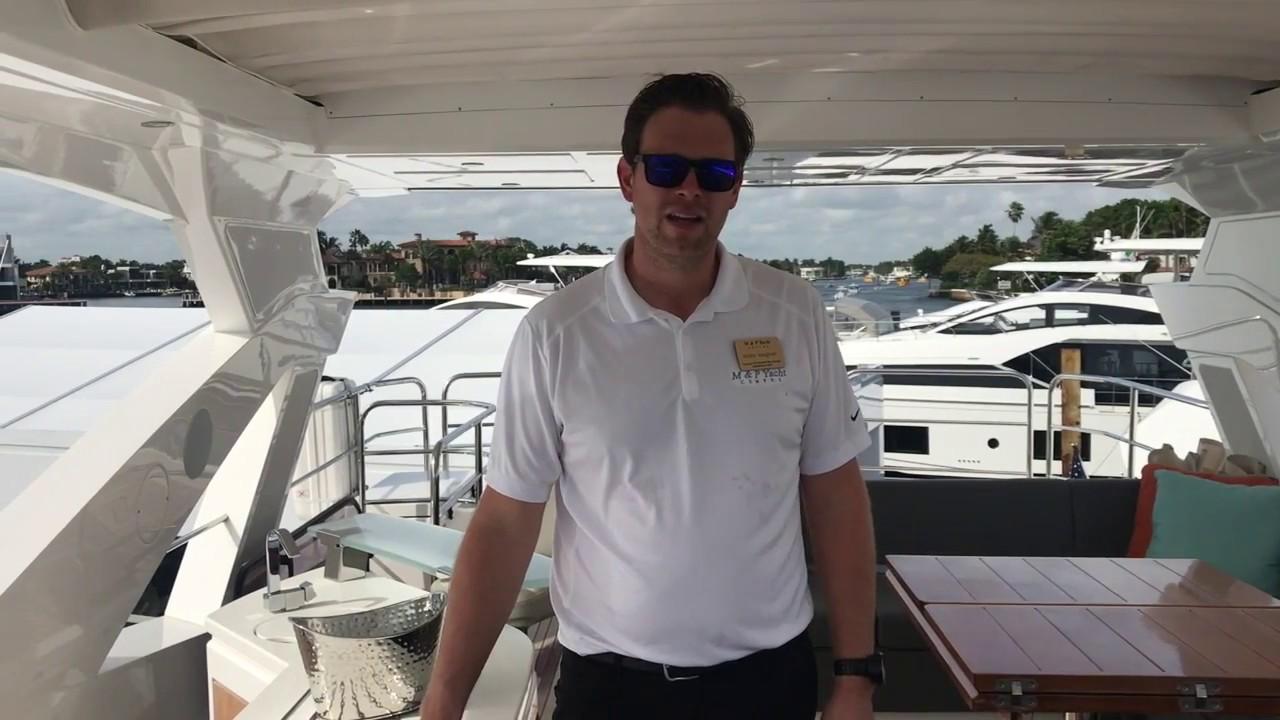Sunseeker 76 Yacht Walkthrough