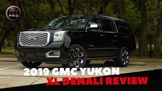 2019 GMC Yukon XL Denali Delivers Exceptional Ride, Incredible Roominess