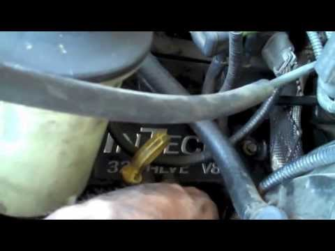 Ignition Coil & Spark Plug Replacement  2003 Lincoln