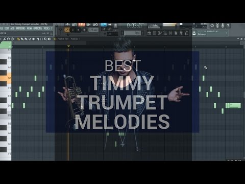 Best Timmy Trumpet Melodies In FL Studio (+ FREE FLP & MIDIs Download)