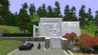 Contemporary Loft, The Sims 3.
