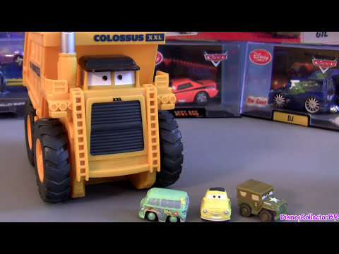 2013 Micro Drifters Luigi Fillmore Sarge Cars 2 From