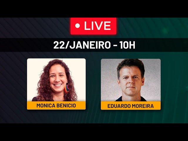 Popularidade de Bolsonaro despenca em ritmo recorde e ameaça governo - Com Monica Benicio - 22/01