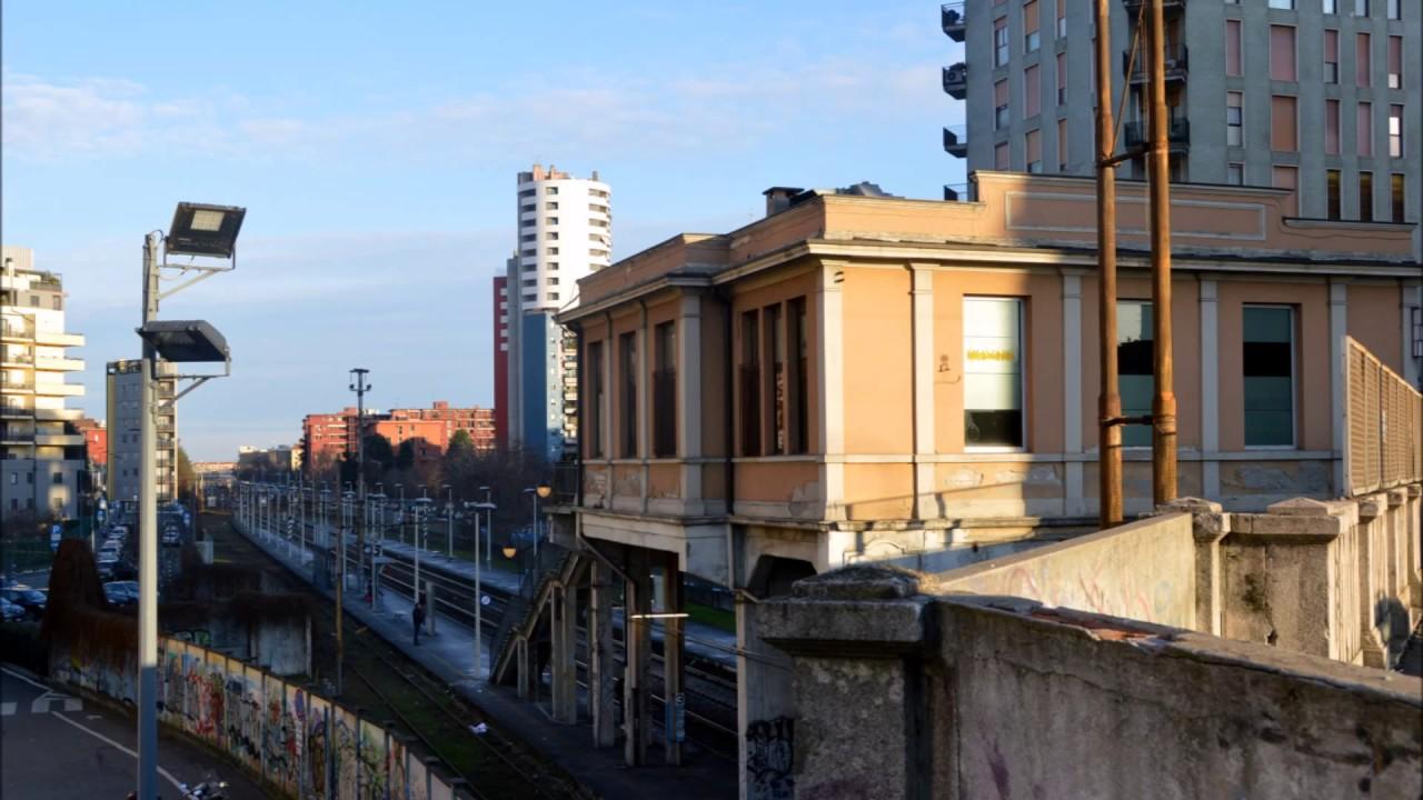 Milano da scoprire stazione di porta romana youtube - Autoscuola porta romana milano ...