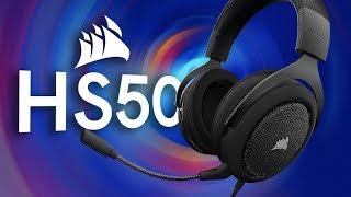 Otra excepción a la regla: Corsair HS50 Auriculares Gamer