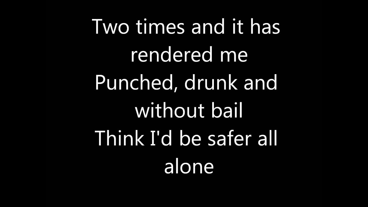 Stone Temple Pilots- Plush- Lyrics - YouTube