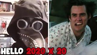 HELLO 2020 x 20