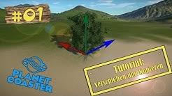 Planet Coaster ★ Tutorial: Verschieben und Kopieren! ★ [DEUTSCH] [HD+] [TUTORIAL]