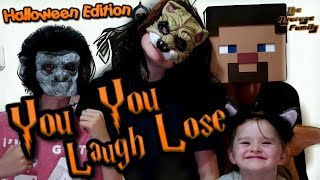 YOU LAUGH YOU LOSE | HALLOWEEN EDITION DAD JOKES | IF YOU LAUGH OR GRIN I WIN