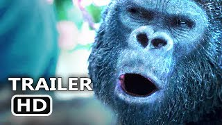 WAR FOR THE PLANET OF THE APES Official Movie Clip (2017)