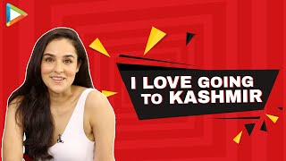 """Angira Dhar: """"I'm so HAPPY that Anurag Kashyap is doing…""""