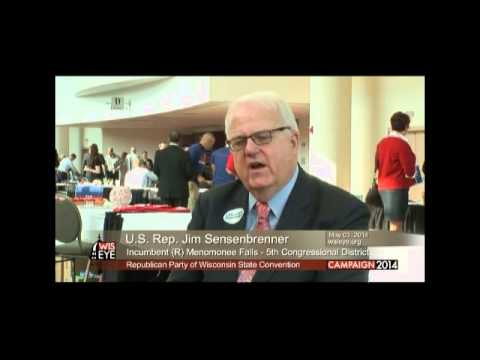 Morning Minute: U.S. Rep Jim Sensenbrenner