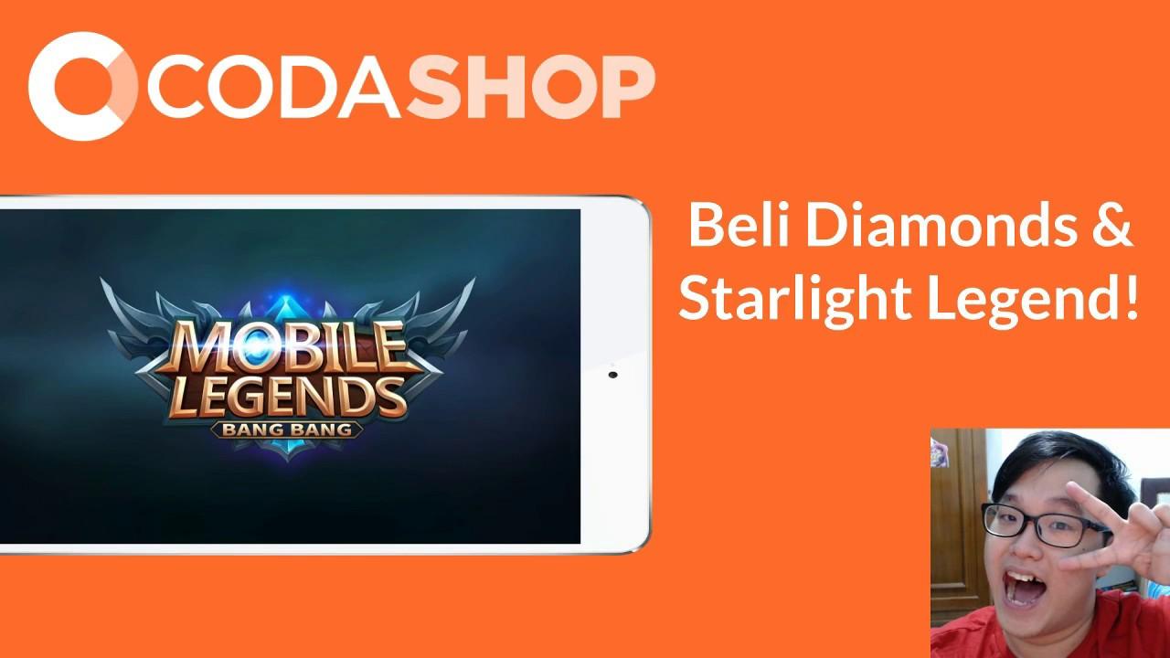 Codashop + Michael Souw + Mobile Legends: Bang Bang + MPL