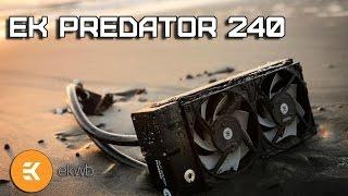 EK Predator 240 Подробный Обзор.  Лучшая СВО в своем классе