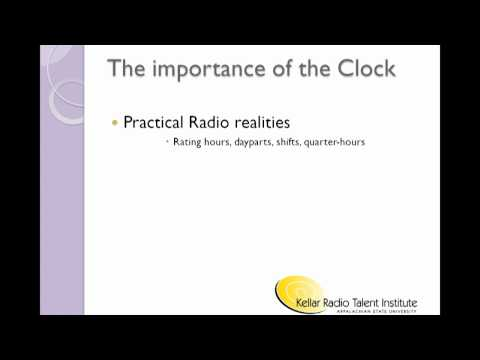 Music Scheduling How And Why by Dwight Douglas Kellar Radio Talent Institute July 17, 2010 Part Four