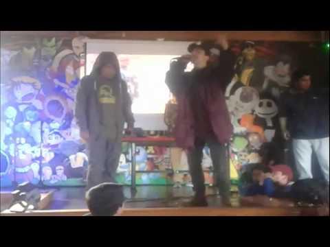 Fikus y Pablo Shino | Freestyle | CheckPoint | Punta Arenas | 2017.