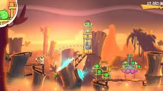 Angry Birds 2. Hard level:1096
