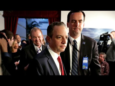 Reince Priebus out as White House chief of staff