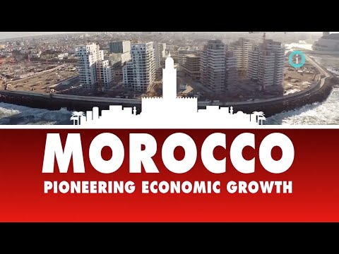 The kingdom of Morocco - A strategic location in North Africa