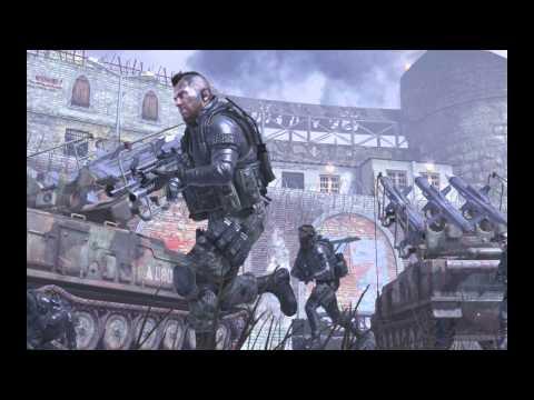 Modern Warfare 2 Soundtrack - Prisoner #627