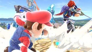 Super Smash Bros. Ultimate - Online Battles 24 (Vs. Jetsilver090)