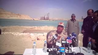 اللواء كامل الوزير: عندنا القدرة نشتغل لو عايزين نشتغل
