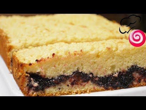Пирог с вареньем Быстро и вкусно!