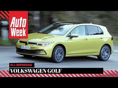 Volkswagen Golf VIII (2019) - AutoWeek Review
