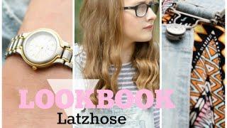 [Lookbook] Latzhosen kombinieren 3 Outfits | Julia