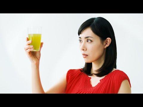 吉川晃司&吹石一恵、CMで完全アドリブに挑む 『キリン 生茶』新TVCM「ティザー篇」&「味篇」&「色篇」&「香り篇」&「ボトル篇」