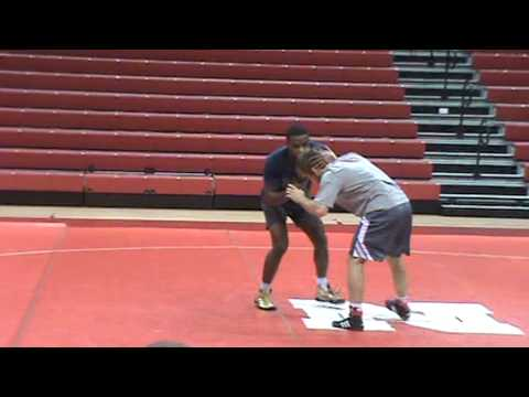 Nebraska Wrestling Coaches Clinic 2013 14 Jordan Burroughs Question & Answer session
