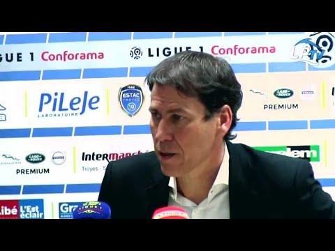 "Garcia : ""Lyon a dû se réjouir... mais trop tôt"""