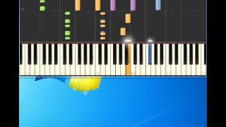 Status Quo   Whatever You Want [Piano tutorial by Synthesia]