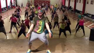 Ricardo Rodrigues • Zumba Fitness • F-Cuba, Chacal, Jaymaly Y Djunic • atrasale el dembow • choreo