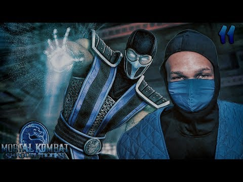 Mortal Kombat Shaolin Monks Story Mode Part 11 - WE BACK BABY! thumbnail