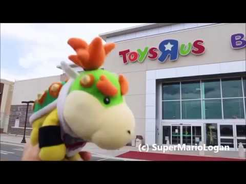 Bowser Jr - ToysRus Is Closed (SML)