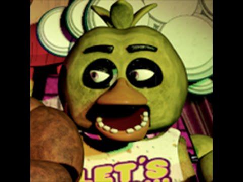 Canción de Chica=Welcome To Freddy's