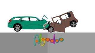 Algodoo: Updated 2012 Cars