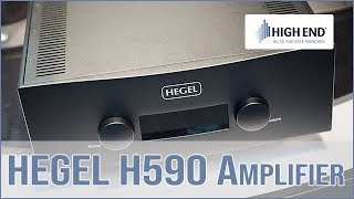 Hegel H590 High End Vollverstärker