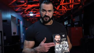 Drew McIntyre talks about his inspiring new book